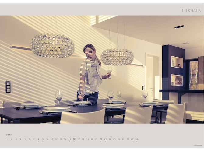 christine wolf luxhaus kalender. Black Bedroom Furniture Sets. Home Design Ideas